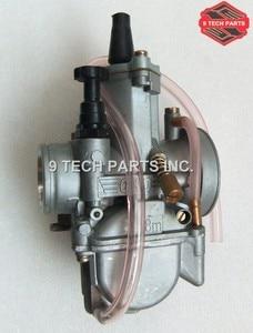 PWK 21 24 26 28 30 32 34mm Carb. Racing Carburetor FOR OKO Scooter JOG DIO RTL250 CR80 CR85R CR125 NSR50 NSR80 DT100 125 175(China)
