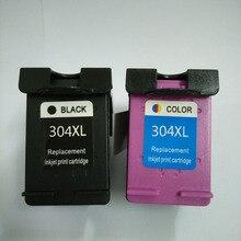 Einkshop compatible for hp 304 304xl Ink Cartridge  Deskjet 3700 3720 3730 3732 Printer xl ink cartridge