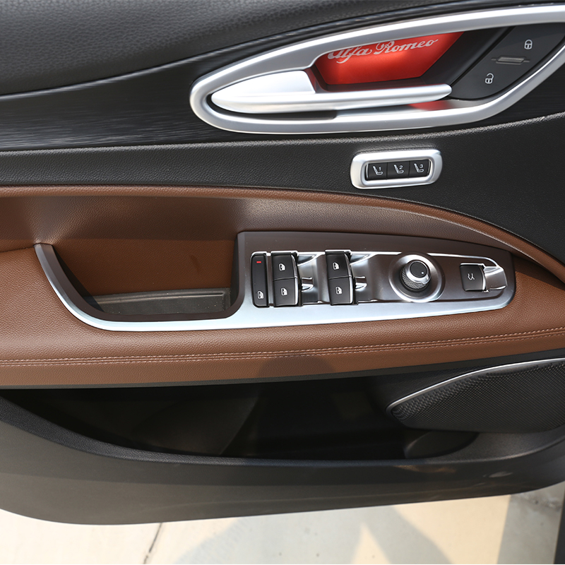 Aliexpress.com : Buy For Alfa Romeo Stelvio 2017 Car