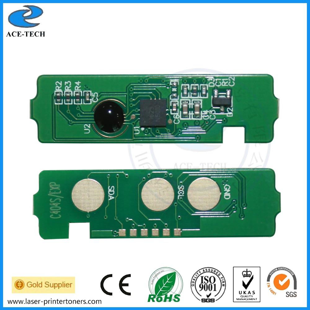 Viruta Del Reajuste Del Toner para Samsung Xpress CLT-K404S SL-C430/C430W/C480/C480W/C480FN/C480FW Cartucho de Impresora