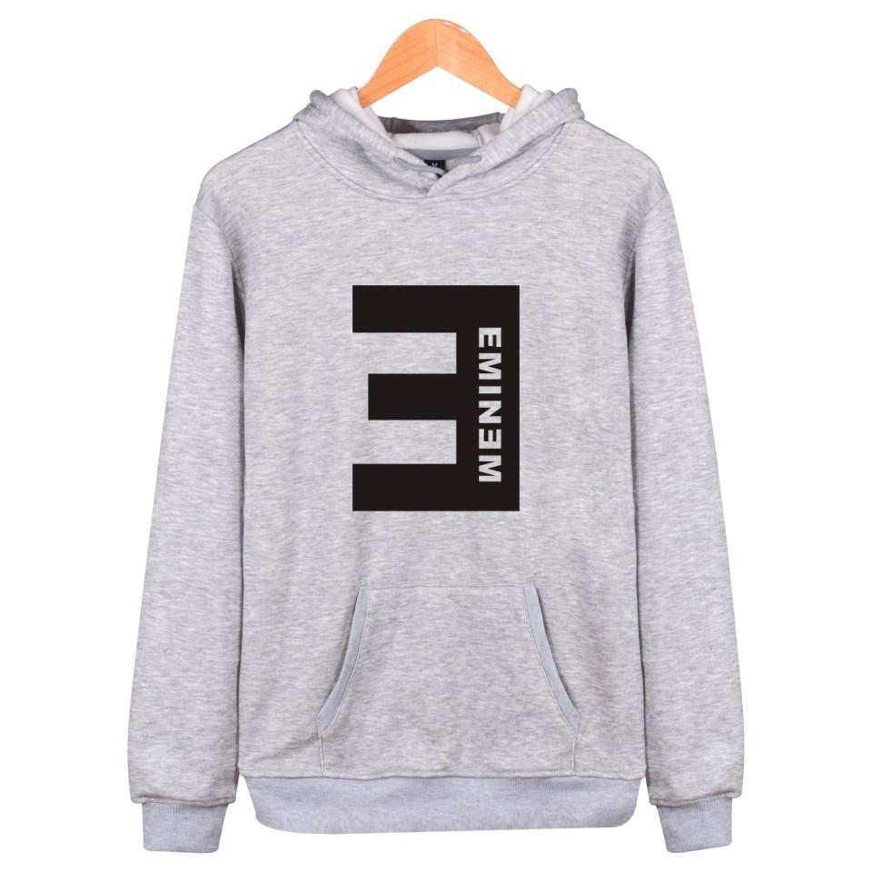 d6b43795a0aa5 Eminem Hoodies Camouflage Reverse E Hip Hop Casual Coat Fashion Men Women  Winter Clothing Drake Funny Hooded Sweatshirts 3xl-in Hoodies & Sweatshirts  from ...