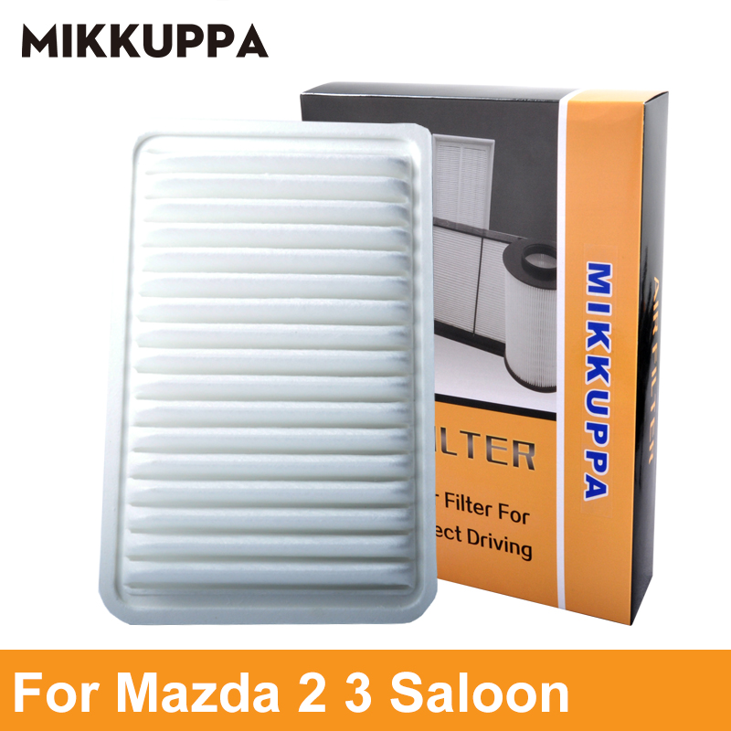 Mikkuppa Air Filter For Mazda 2 3 Saloon Car Auto Accessories OEM ZJ01-13-Z40