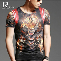 2017 New Summer Men S T Shirt Short Brand Tops Clothing Men Casual T Shirt Fashion