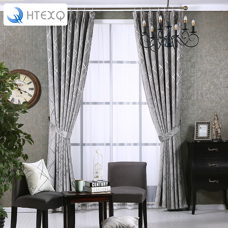 achetez en gros rideaux de damas en ligne des grossistes rideaux de damas chinois aliexpress. Black Bedroom Furniture Sets. Home Design Ideas