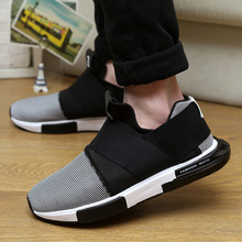 2017 New Fashion Women Men Shoes Flat Trend Printed Cloth Men's Women's Casual Shoes Slip-on Breathable Unisex Shoes