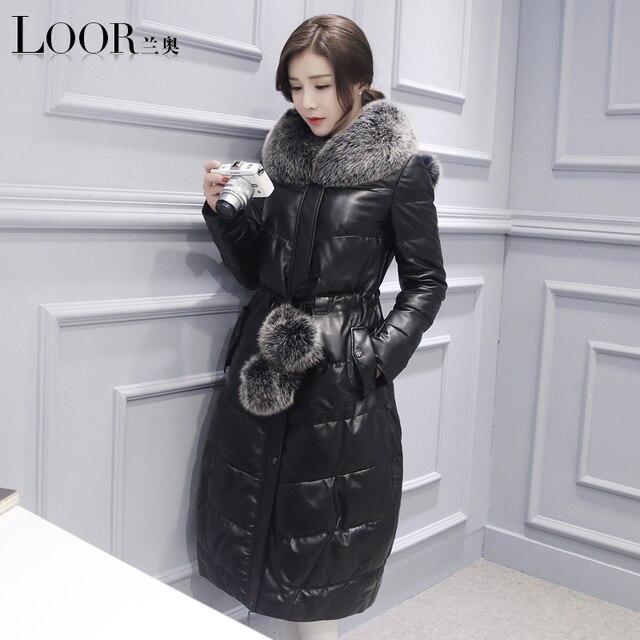 Aliexpress.com : Buy Genuine sheepskin leather jackets womens ...