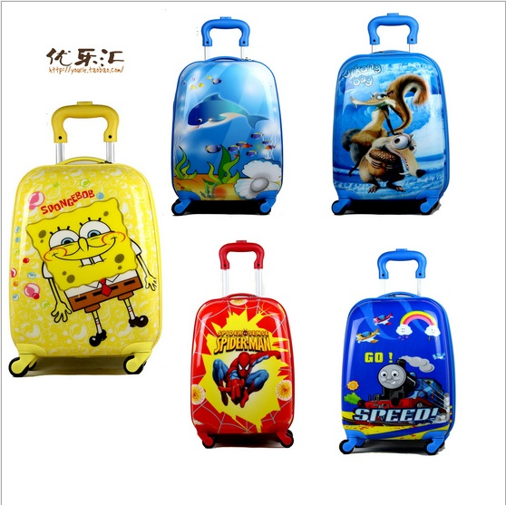 Popular Kids Travel Case-Buy Cheap Kids Travel Case lots from ...