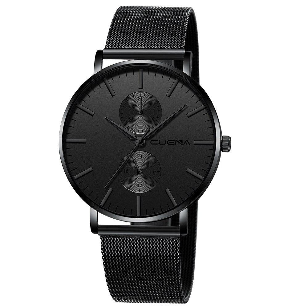 שעון גברים סקסי עם קריסטלים 4