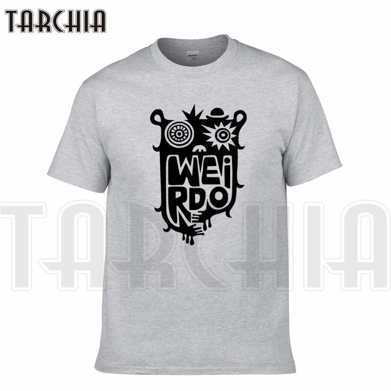 TARCHIA 2018 mei rdo New Brand t-shirt cool man cotton tops tees men short sleeve boy casual homme tshirt t plus fashion