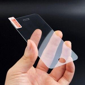 Image 1 - トップ強化ガラススクリーンプロテクター Funda 用 iPhone 11 プロ X XS 最大 XR 8 7 6 6S プラス SE 4 4S 5 5S 5C 10 カバー保護フィルム