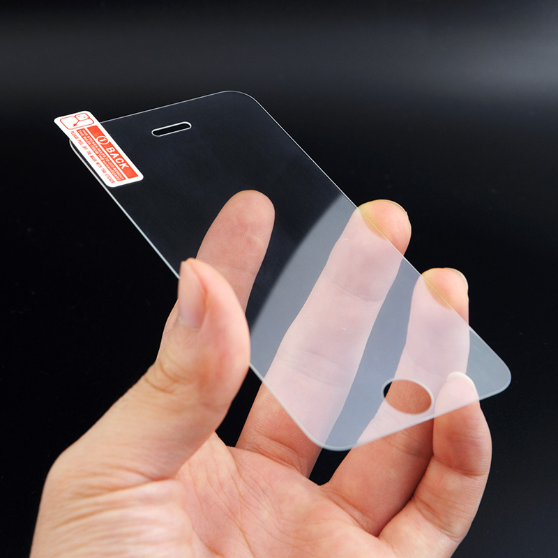 Top Tempered Glass Screen Protector Funda For iPhone 11 Pro X XS Max XR 8 7 6 6S Plus SE 4S 5 5S 5C 10 Cover Protective Film(China)