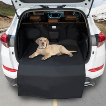Car Blanket Oxford Waterproof Pet Dog Cat Car Trunk Mat Carrier Cover Pet Blanket Cover Mat Protector 105 x 175cm