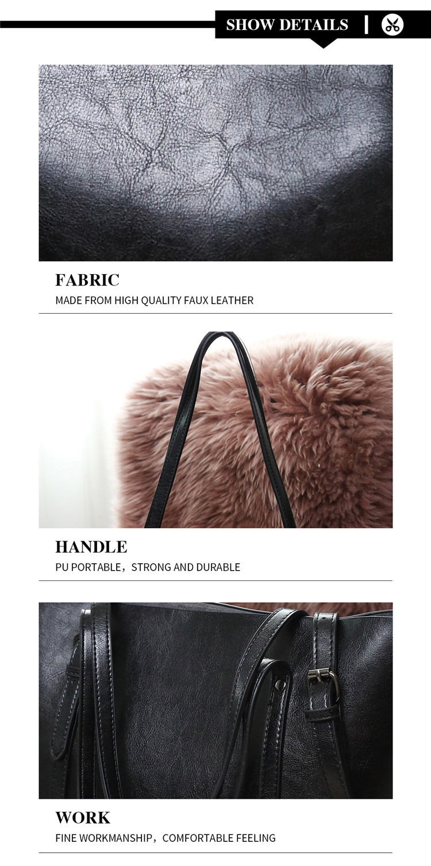 9e4c81b413 Buy 1 Get 1 at 50% Off Miss Lulu Women Designer Handbags Female ...