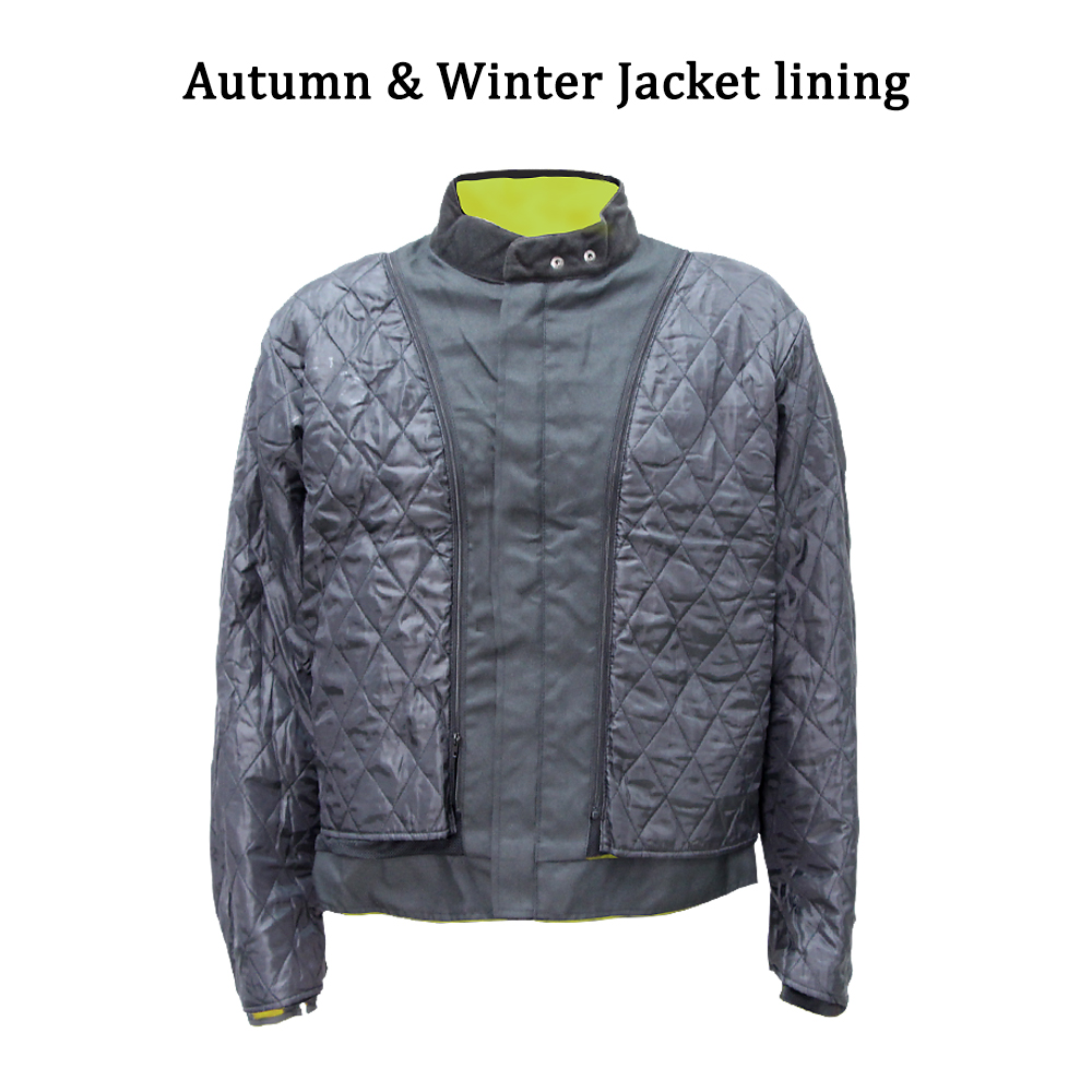 Men/'s Motocross Racing Reflective Jackets Winter//Summer Motorcycle EVA Gear Coat