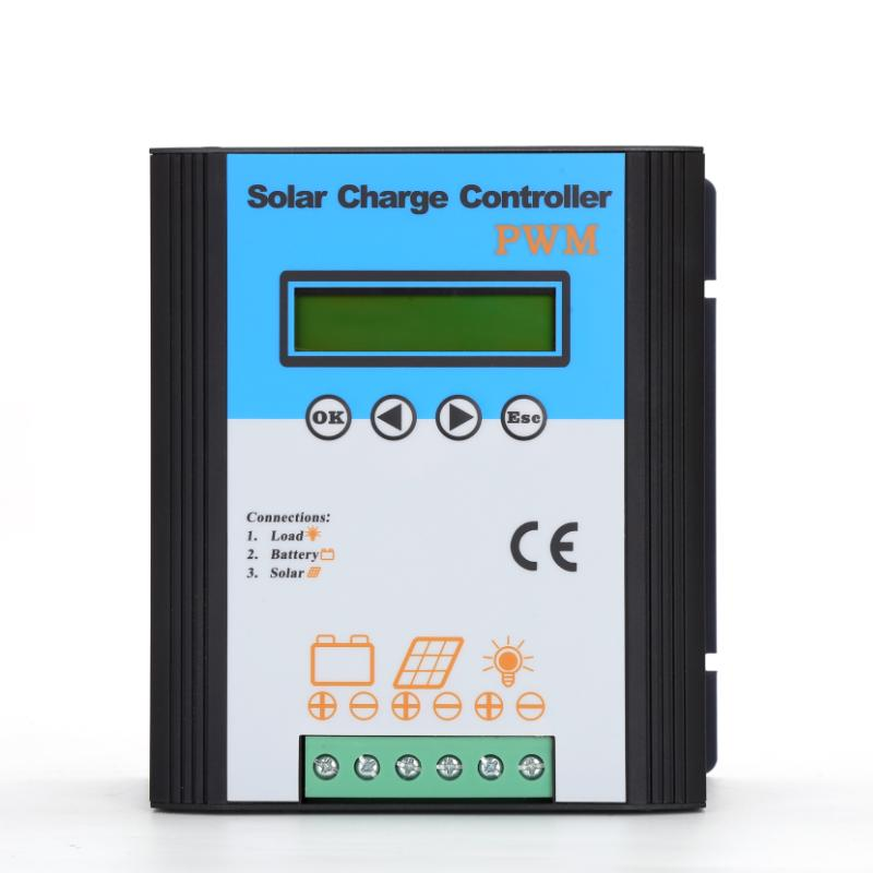 12/24v 50A PWM solar charge controller with factory price12/24v 50A PWM solar charge controller with factory price