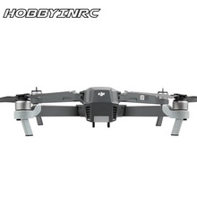 HOBBYINRC 2 pcs for DJI Mavic Pro Increased Safety Tripods Extended Tripods Unmanned Aerial Vehicle Stands- Random Color