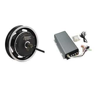 QS Motor 12inch 3000W 205 50h v3 80kph Electric Scooter Motor and sabvoton controller