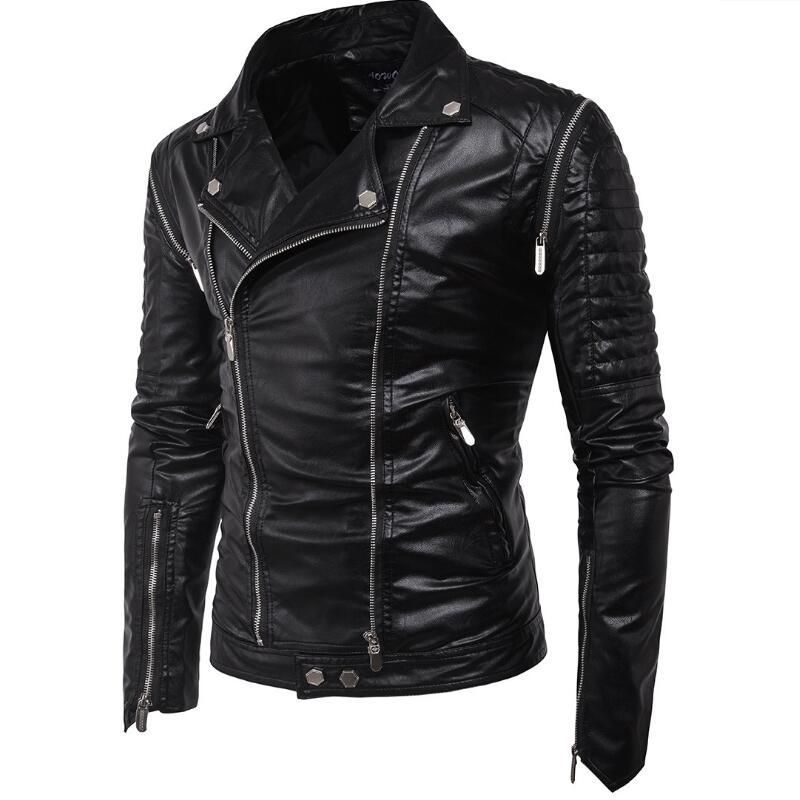 Leather Jacket For Men Men's Fashion And High Fashion ...