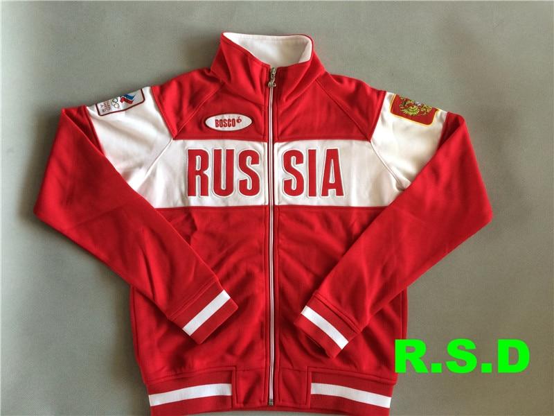 trainingspak rusland olympische spelen