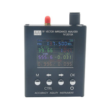 UV RF Vector Impedance ANT SWR Antenna Analyzer Meter Tester 140MHz – 2.7GHz N1201SA English Verison