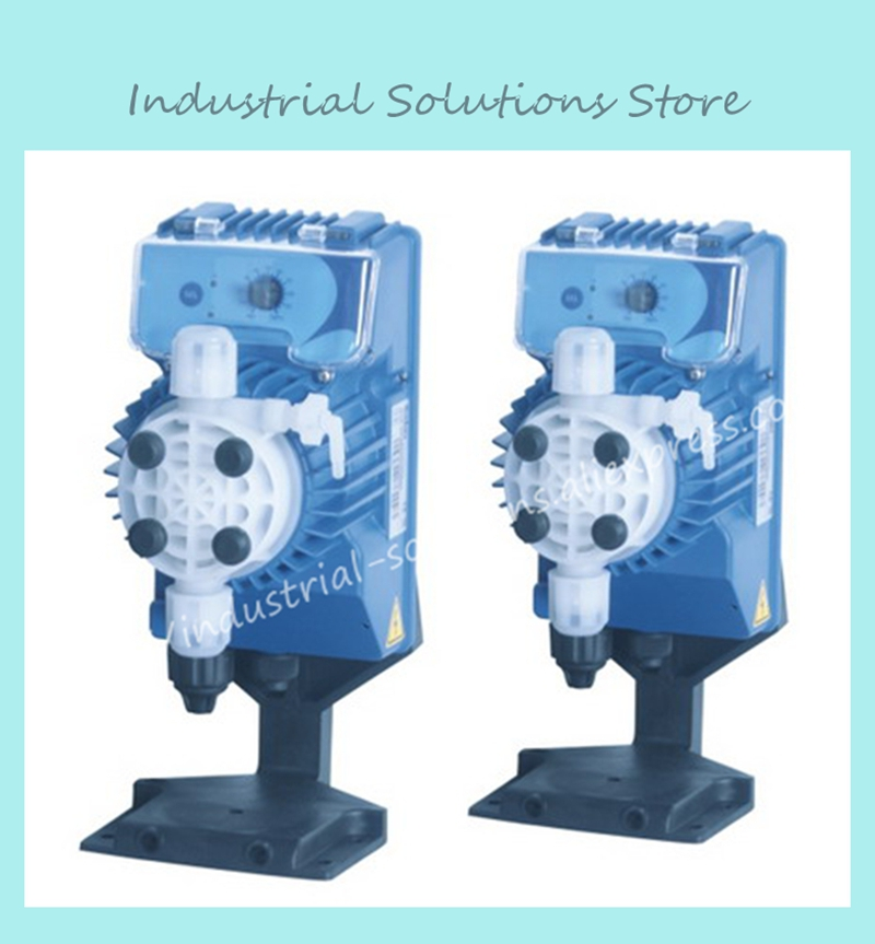 Chemical Dosing pump 603 metering pump For Swimming Pool watertreatment Metering pump water treatment dosing pump 4-8L/H 6162 63 1015 sa6d170e 6d170 engine water pump for komatsu