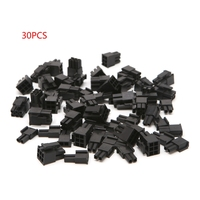 30Pcs/Set 4.2mm 6+2 Pin Male Power Connector Plastic Shell For PC Graphics Card PCI-E Connectors