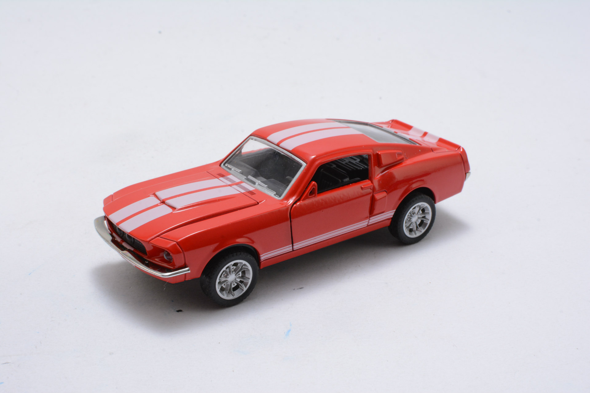 Ford Mustang GT 1967 GT500 Toy Car 13x5x35cm 17