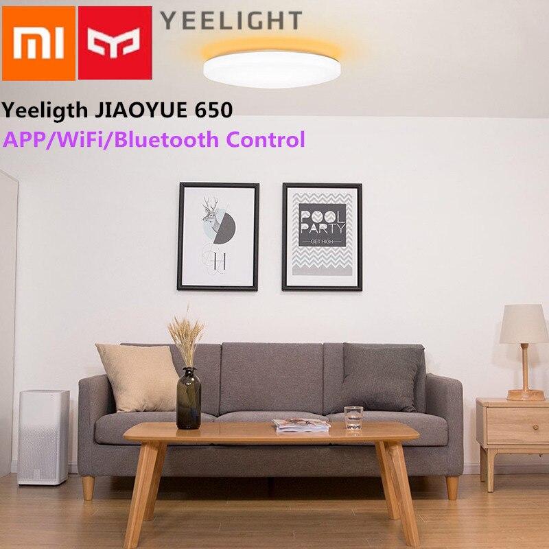 Xiaomi Yeelight JIAOYUE 650 Ceiling Light WiFi / Bluetooth