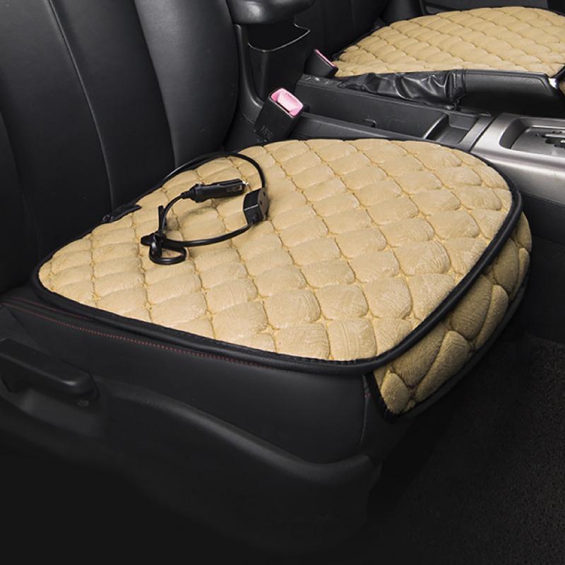 Car-Seat-Cushion Heated Universal Winter Auto Warm