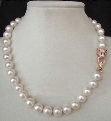 9-10MM AAA++ GENUINE WHITE SOUTH SEA PEARL NECKLACE 18inch > jewerly free shipping9-10MM AAA++ GENUINE WHITE SOUTH SEA PEARL NECKLACE 18inch > jewerly free shipping