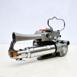 Бесплатная Доставка! XQD-19 Ручной Пневматический Полипропилен ПЭТ Связывая Инструмент, Пластиковых Лент Упаковочная Машина 13-19 мм поли