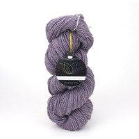 1*100g hank 100% Tibetan Yak Worsted Weight Hand Knitting Yarn