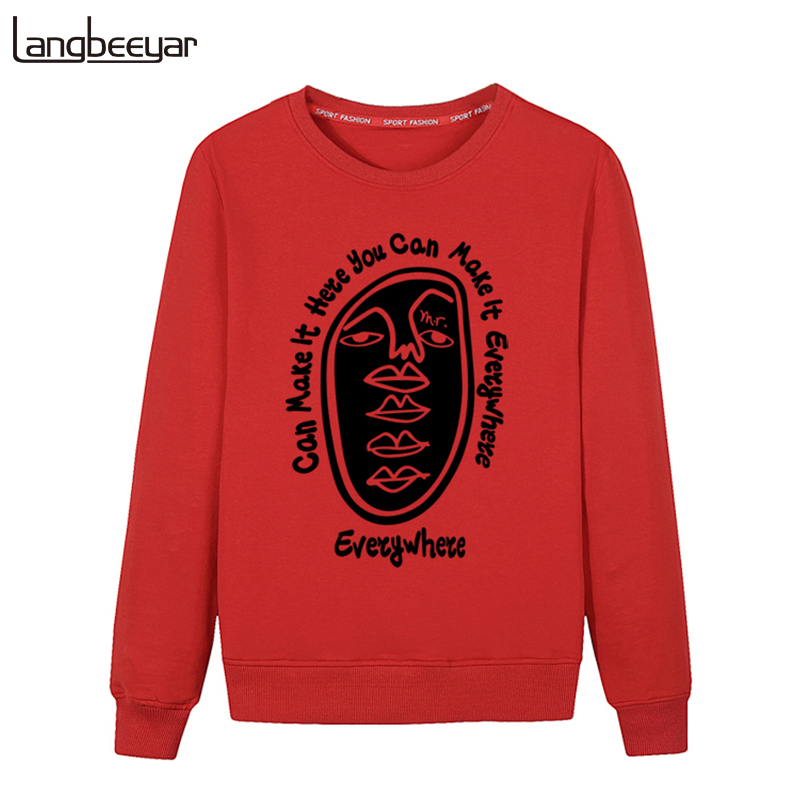 2018 New Fashion Red Hoodie 3d Men Pullover Cotton O-Neck Boys Sweatshirt Men Tracksuit Hip Hop Casual Brand-Clothing M-5XL