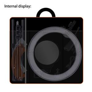 Image 2 - Fosoto высокое качество соединенный мешок оранжевый чехол переноски для штатив подставка и все аксессуары в пределах 18'' лампа