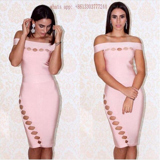 Strap Bandage Dress - Betty Abyssinia 2017   Bandage dress