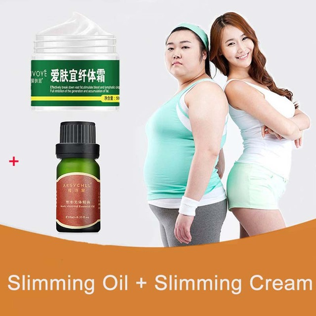 Slimming Essential Oil Body Shaping Fat Burning Weight Loss Products Thin Waist Leg Stomach Oils For Slimming Lose Weight