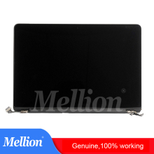 Genuine New A1502 Laptop LCD Assembly for MacBook Pro Retina 13 A1502 Complete Display Assembly Full Screen 2013-2014 2015 Year original 2013 2014 year a1502 topcase with keyboard for apple macbook pro 13 retina a1502 palm rest with keyboard us spain uk