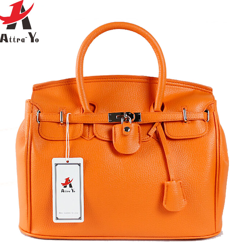 Attra-Yo! Women Handbags brand Luxury PU leather High Quality Women Bags Fashion