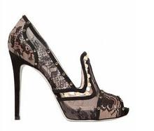 BC schuhe spitze oberfläche sexy sandalen wasserdicht fischkopf high heels dünne fersen