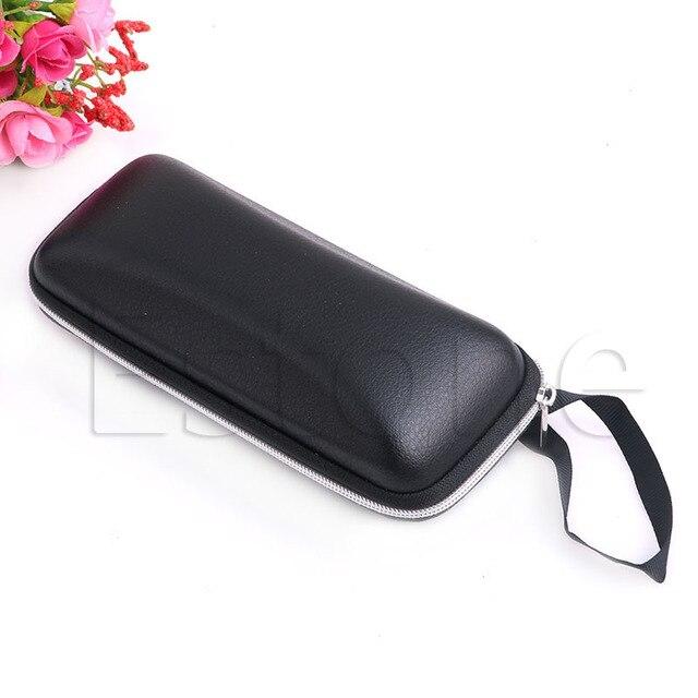 Очки солнцезащитные очки для чтения чехол сумка жесткий молния Box travel pack
