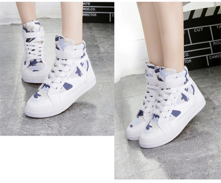 LOVE Fashion High Top Casual Shoes For Women Canvas Shoes 2015 New Autumn Ankle Boots Breathable Ladies Shoes Student Flats YD28 (10)