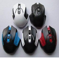 2,4 GHz Wireless Gaming Spiel Maus Mäuse USB Empfänger für Computer PC Laptop