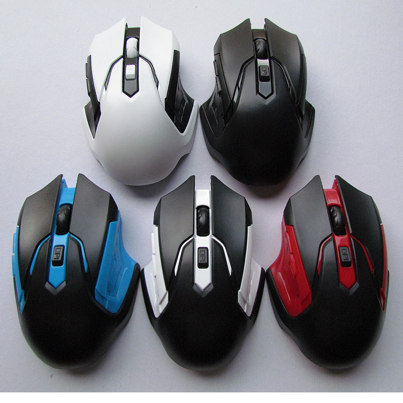 2.4GHz Wireless Gaming Game Mouse Mice USB Receiver For Computer PC Laptop