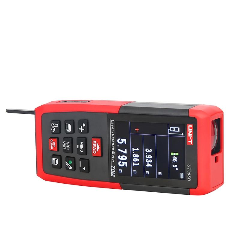UNI-T UT395B Misuratori di distanza laser professionali Prova di - Strumenti di misura - Fotografia 4