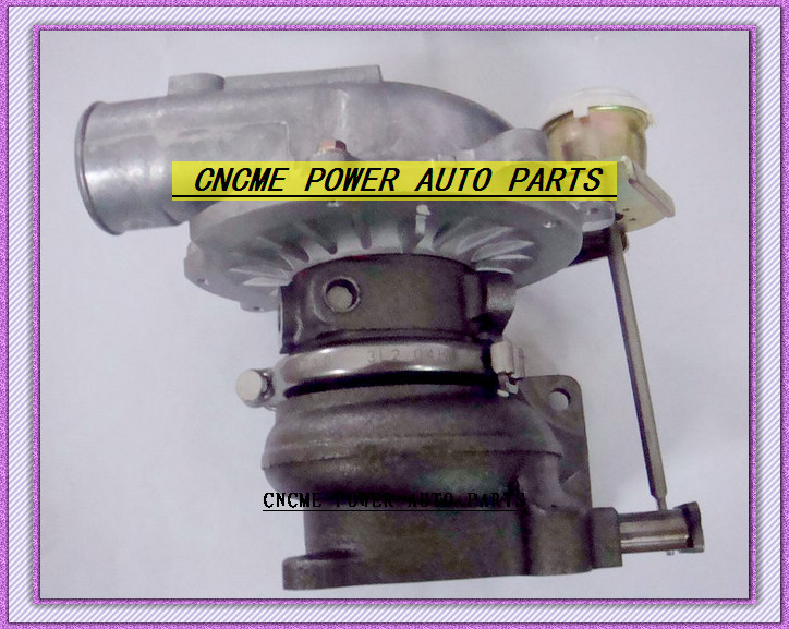 Turbo RHF5 VIDA 8972402101 Turbocharger ISUZU D-MAX Rodeo Pickup 2.5L TD 4JA1-L 4JA1L 2004- 136HP