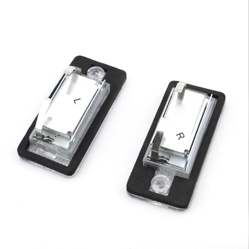 White 18 LED 3528 SMD License Plate Lights Lamps Bulbs for AUDI A7 for 2pcs