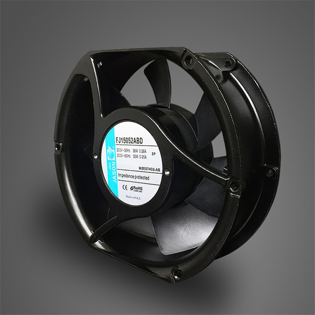 US $13 0 |Axial Fan Plastic Axial Fan Blades 230V 172*150*51mm FJ15052AB-in  Fans from Home Appliances on Aliexpress com | Alibaba Group