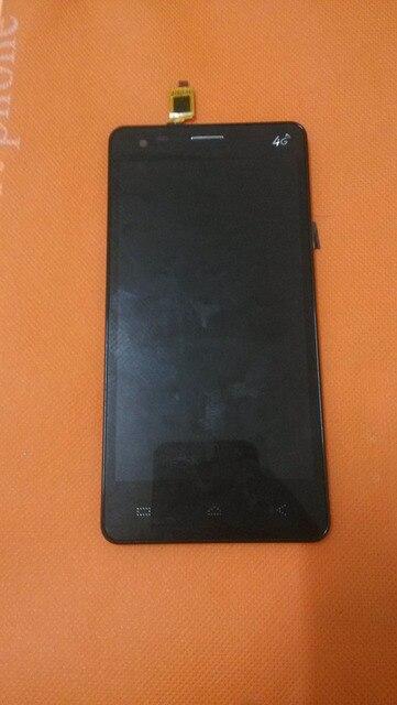 """משמש מקורי מגע מסך + תצוגת LCD + מסגרת עבור Elephone P3000 4G LTE 5 """"JDI MTK6582 1G + 8G טלפון + משלוח חינם"""