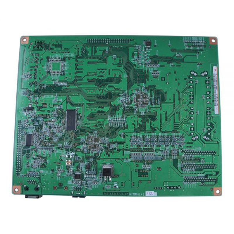 Original new Roland RS-540 main board roland sj 540 sj 740 fj 540 fj 740 6 dx4 heads board