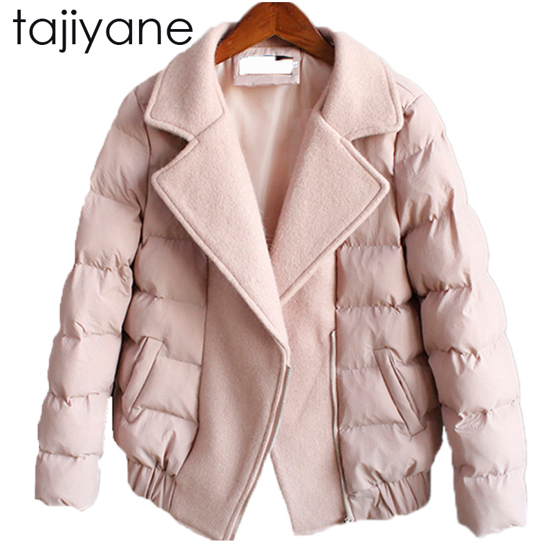 TAJIYANE 2018 New Fashion Spring And Winter Woman Coat Suit s